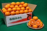 ■【まごころ手選別】和歌山県産 有田みかん 7.5kgサイズ混合