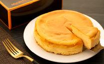 ミシュラン1つ星北海道根釧地区のクリームチーズと米粉のチーズケーキ