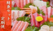 【定期便】鮮魚セット 4人前(3ヶ月コース)