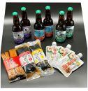 大雪地ビールと北海道産昆布巻き、三升漬をセットに!!