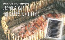 塩焼ん鮎 焼くだけよ(SSY-14)