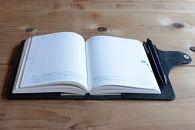 ほぼ日手帳オリジナルサイズ(文庫本 A6サイズ)イタリアンレザーカバー 【イエロー】