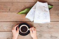 【ギフト用】【自家焙煎】カフェインレスコーヒー(粉)200g×3種類セット