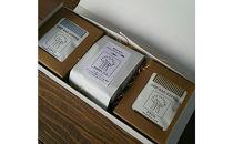 【ギフト用】「豆と麦」人気のコーヒー(粉)150gとドリップバッグ2種類(12g×8パック)の詰め合せ
