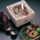 香り・歯応え・味ともに最高級!希少な国産松茸「高野松茸」200g【化粧箱入】