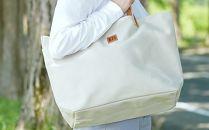 ◆TM98T-C 色が選べる!オリジナル後ポケット付きトートバック(ライトグレー)【チョイス限定】【高島縁人限定】