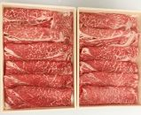 ST08-20博多和牛すきしゃぶ用赤身肉(700g)