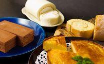 老舗菓子工房 阿蘇の人気スイーツ★「ケーキセット」