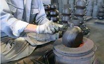 南部鉄器鉄瓶観月アラレ1.85L IH対応