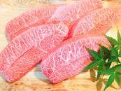 ◆黒毛和牛近江牛【特上霜降】ミスジ厚切ステーキ焼肉用1000g冷蔵