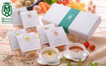 【下関発】野菜34種と米こうじ入り スープスムージー3種6個ギフトセット