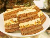 沼袋名物のしっとりチョコレートケーキ「沼チョコ」