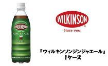 本格高炭酸水『ウィルキンソンジンジャエール』1ケース
