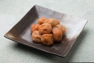紀州南高梅「白干」(塩分18%)500g×2個
