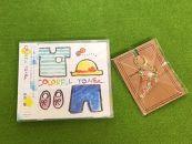 CD『COLORFULTONE』とオカリナキーホルダーのセット