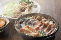 北海道郷土料理 石狩鍋