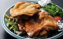 HN051 初音の鶏もも肉の塩焼き&たれ焼き【6本セット】
