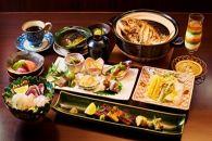 「味彩旬香 菜ばな」旬の食材を五感で楽しめる!ふるさと会席料理コースA ペアチケット