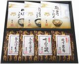 混ぜご飯の素と京佃煮詰合せ7品セット