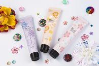 ハンドクリーム&化粧水&美容液京土産セット