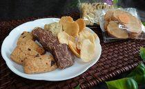 国産小麦を使用したクッキー&ラスクセット