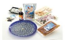 【AB029-NT】とらふぐ刺身とちり鍋セット