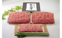 【AB125-NT】長崎和牛モモスライス780g