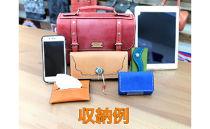 クラシックバッグ【グリーン】昔懐かしい学生鞄をイメージした逸品!