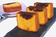 すべて手作りにこだわった、「宿河原パウンドケーキ」いちじく
