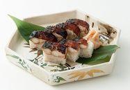 日本料理一乃松の「焼鯖寿し」