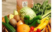 宗像旬のお任せセット(野菜・果物・米)