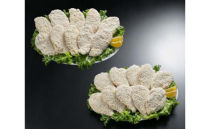とんかつ・チキンカツ食べ比べ(2.2kg)
