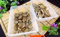 レンジで楽チン蒸し牡蠣・あさりセット