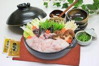 【贅沢絶品!魚介鍋だしの素付き】水揚げ日本一、下関の5kgアップの大物だから旨い!たっぷり600gのあんこうちり鍋、コラーゲンでぷるぷる食感!