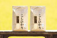 【令和2年度産新米】南魚沼産コシヒカリ(白米)【5kg×2袋】