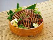 藁焼き鰹タタキ約2kgセット