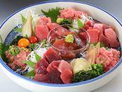 今夜は謝魚祭!天然まぐろいっぱい。