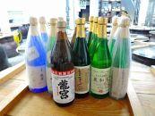 【伝統製法甕仕込】富田酒造場全酒×12本+龍宮タオル