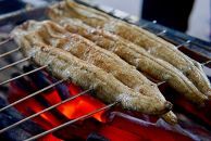 横山桂一さんのS級鰻 白焼きと蒲焼き
