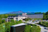 【RoyalHotel八ヶ岳】星の見えるホテルで1泊朝食付きペア宿泊券(スタンダードツイン)