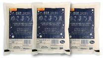 【令和元年米】極上魚沼産コシヒカリ「ゆきまち米」1kg×3袋