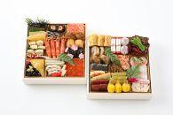 ロイヤルオークホテル スパ&ガーデンズ のおせち料理/和風おせち料理二段重