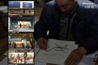『ほくとのクラフト』手作り木工家具 ミラノチェア