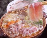 イノブタ「イブ美豚」しゃぶしゃぶセット秘伝のタレ付き16-K【和歌山ブランド】