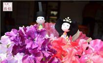 心に春が来る!うめスイートピー手作り花びなセット