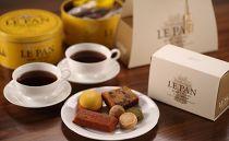 神戸セレクション2019認定 「ル・パン神戸北野」瀬戸内レモンケーキ6個入神戸開港150年記念缶