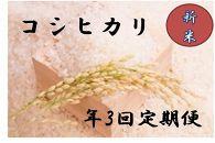 【2020年度産先行受付】中山町産美味しいお米厳選!「コシヒカリ」新米のみ合計30Kg