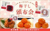 【6ヶ月連続お届け】絶対に食べてほしい有田川町人気の梅干し【定期便】