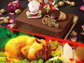 ★クリスマス限定!★ケーキ&チキンセット「幻チョコケーキ&丸ごとチキン」