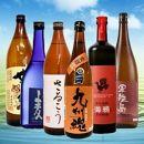 長崎の麦トレンド焼酎6本セット/壱岐-さるこう/海鴉/五島麦/対馬やまねこ720・900MLふるさと納税